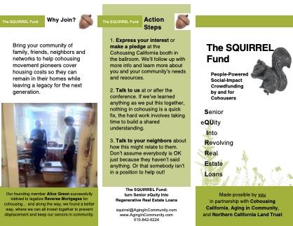 SQUIRREL Fund Brochure page 1 June 2019