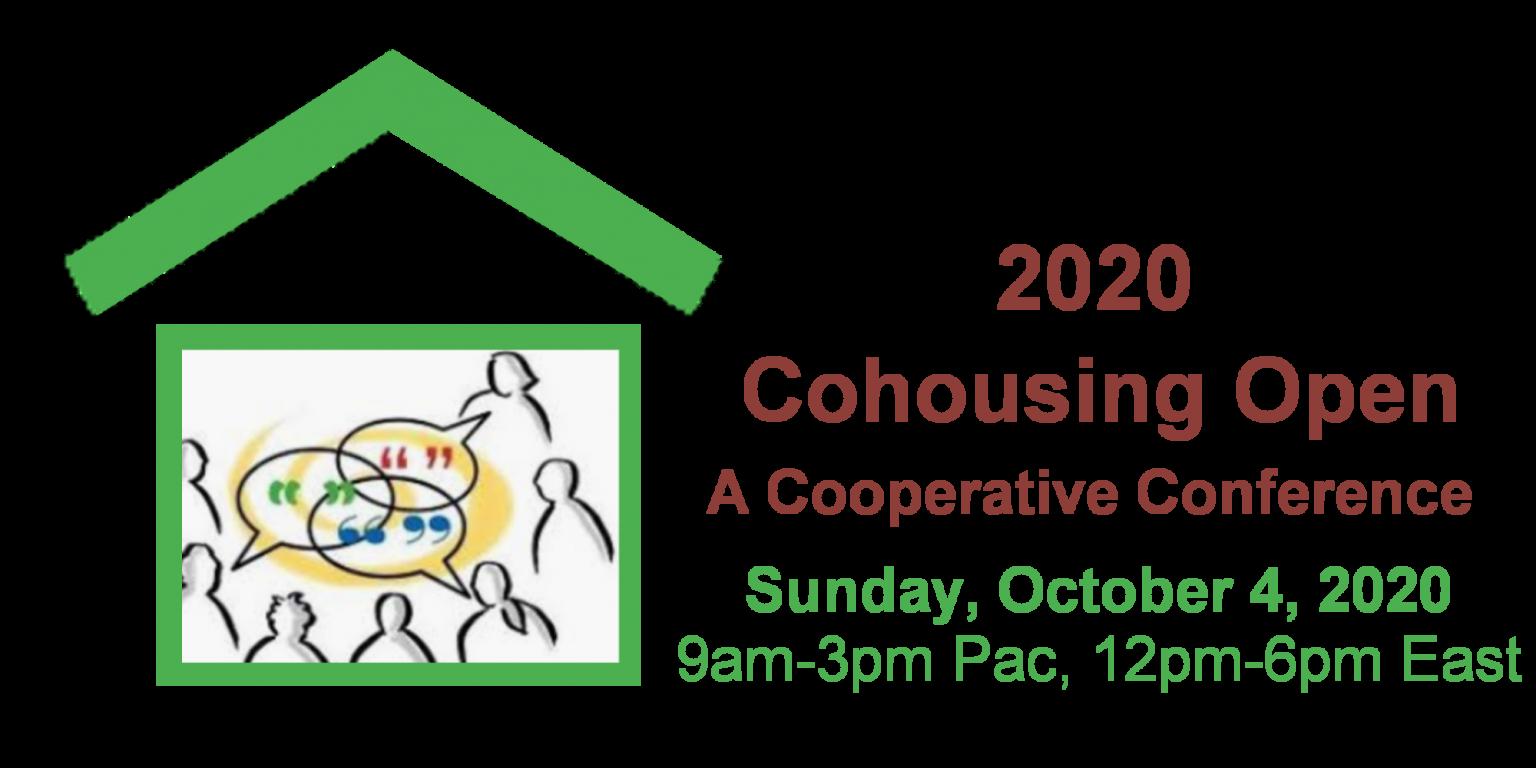 Cohousing Open 2020