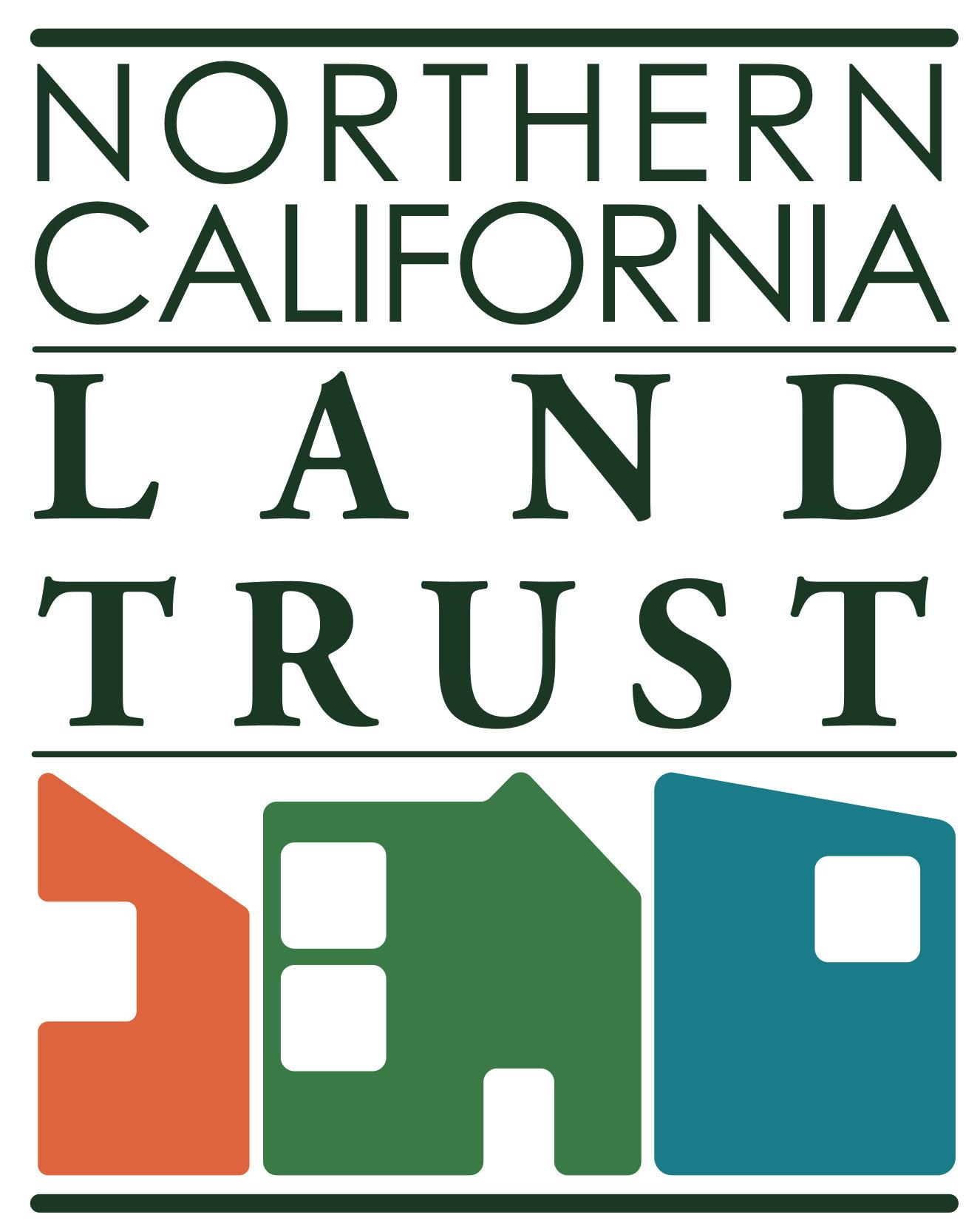 Northern California Land Trust (NCLT) logo