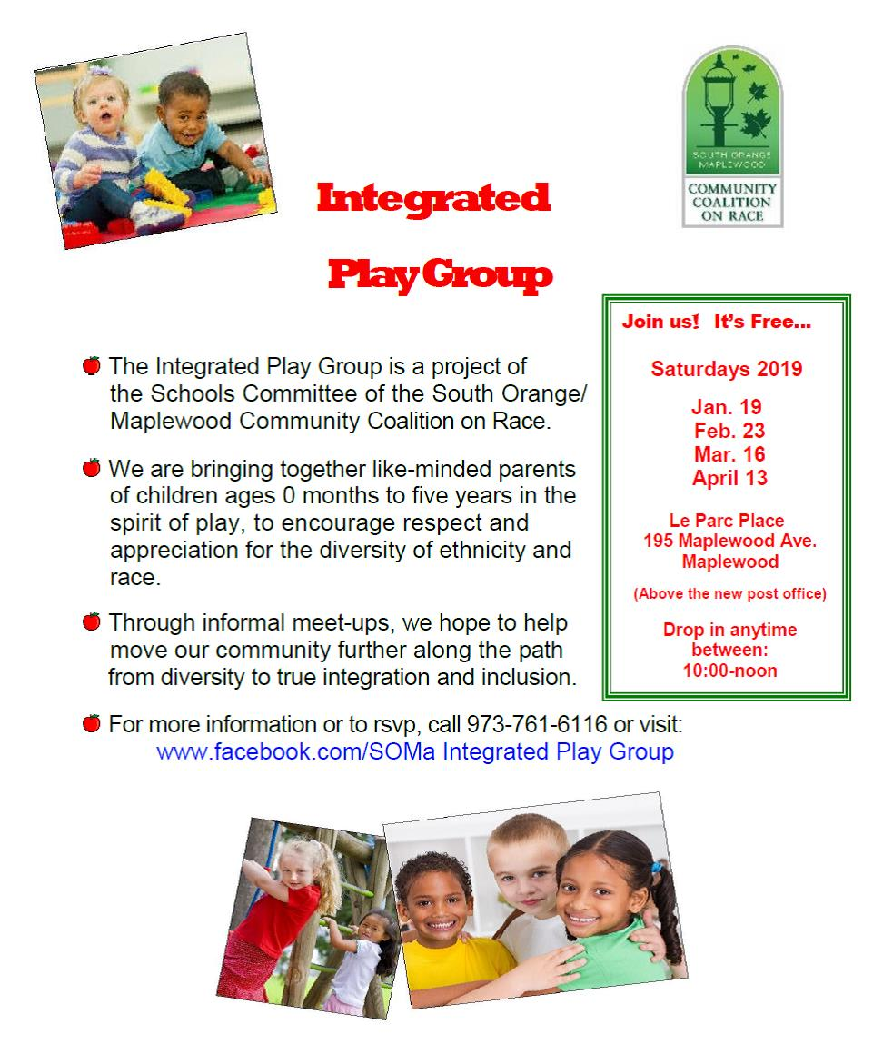Integrated Play Groups Help Children >> Soma Integrated Playgroup 2019 Community Coalition On Race Soma