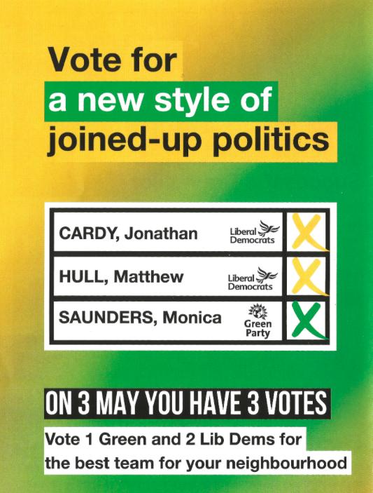 Fulwell leaflet