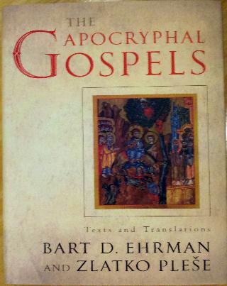 book on apocryphal gospels