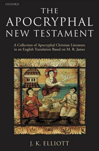 book on apocryphal literature