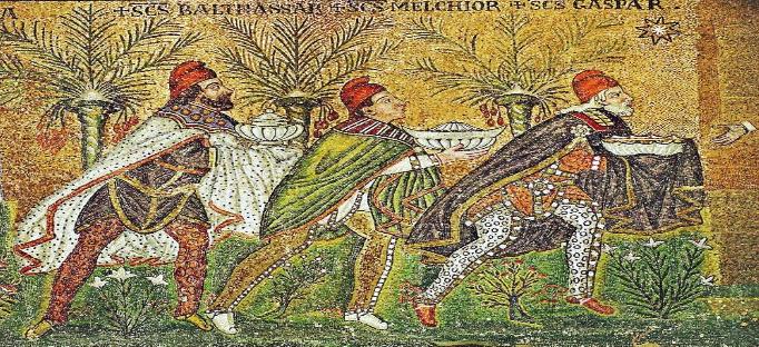 Balthassar, Melchior, Caspar