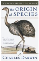 The Origin of Species book cover