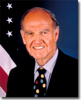 photograph of Senator George McGovern