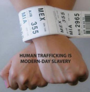 human trafficking is modern-day slavery