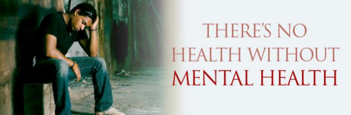 there's no health without mental health