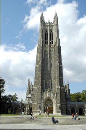photo of Duke Chapel