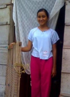 photograph of Juana Meza