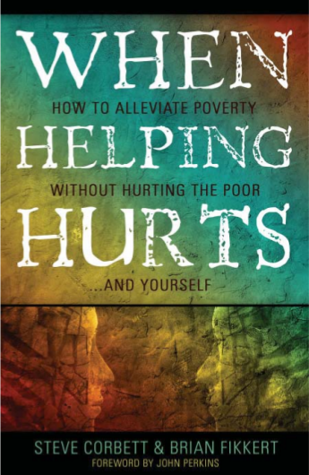 cover of book 'When Helping Hurts: ...'