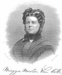Margaret Newton Van Cott