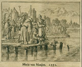 Maria van Monjou