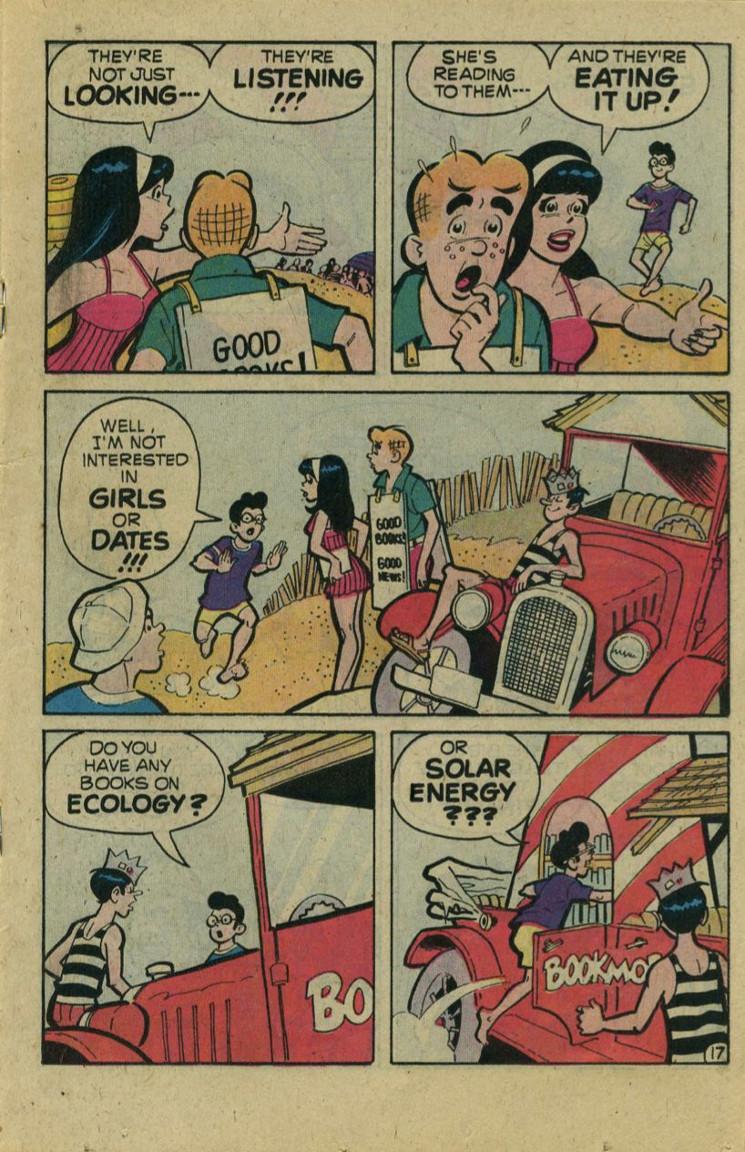 an Archie cartoon