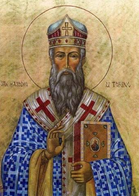 Saint Maximus of Turin