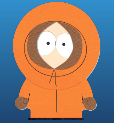 image of televsion program cartoon character Kenny