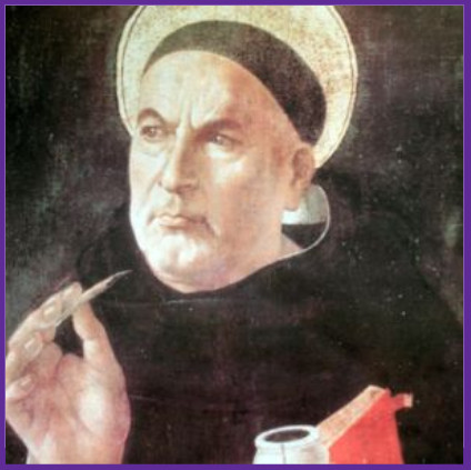 image of Saint Thomas Aquinas