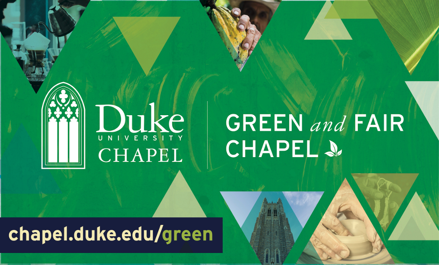 graphic for Green and Fair Chapel