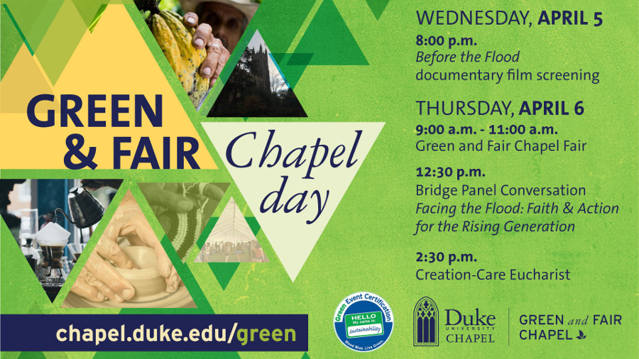graphic for Chapel day