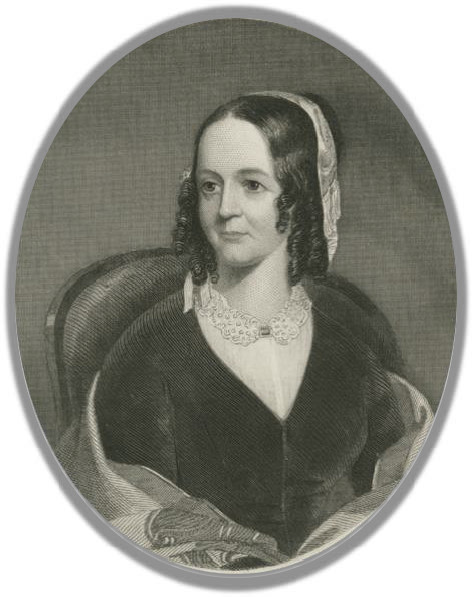 portrait of a lady seated in a chair