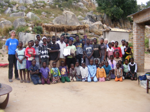 group of participants with three years support via ZOE