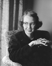 photo of Flannery O'Connor