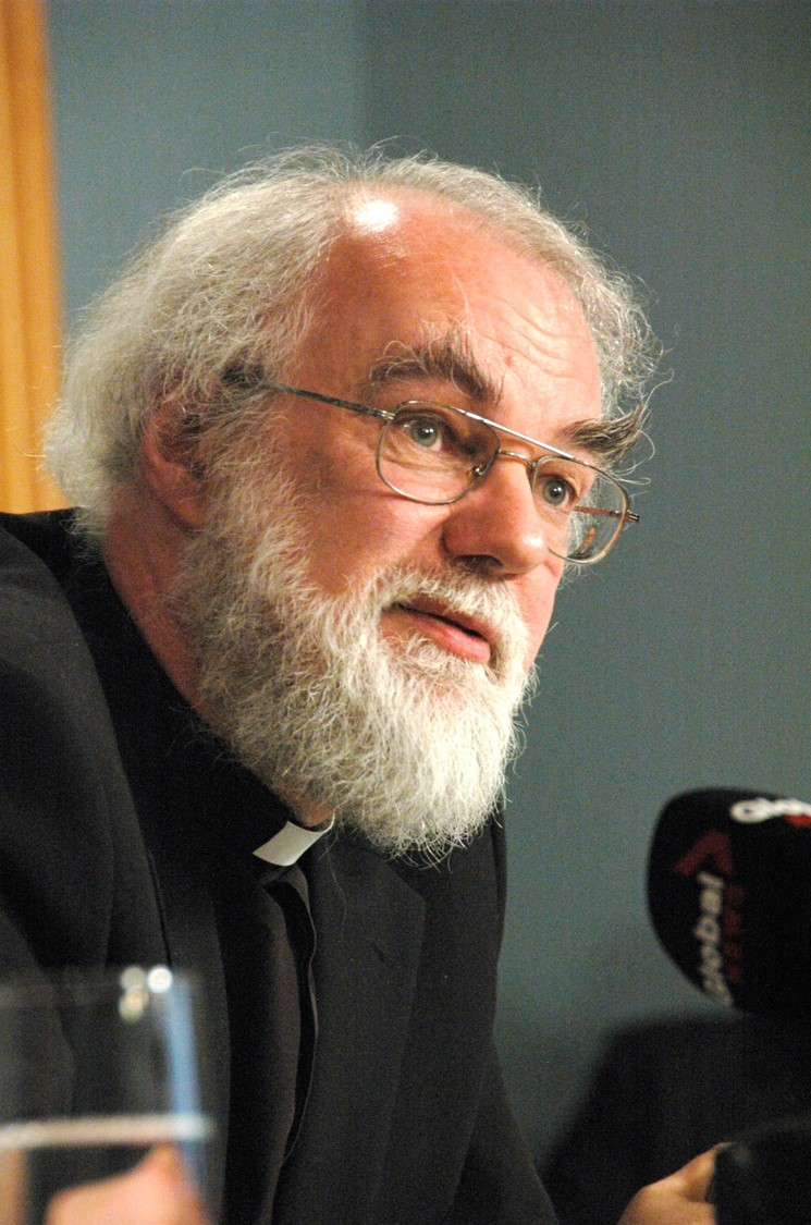 photo of Rowan Williams