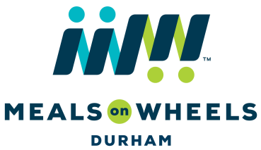 logo for Meals on Wheels Durham