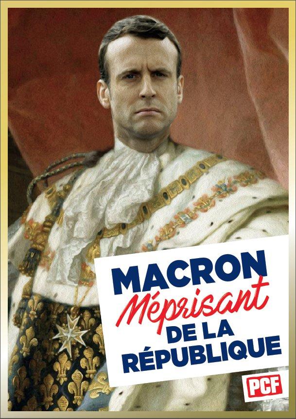 Qui est Emmanuel Macron ? - Page 25 DeRNRXpWAAAD6Ik