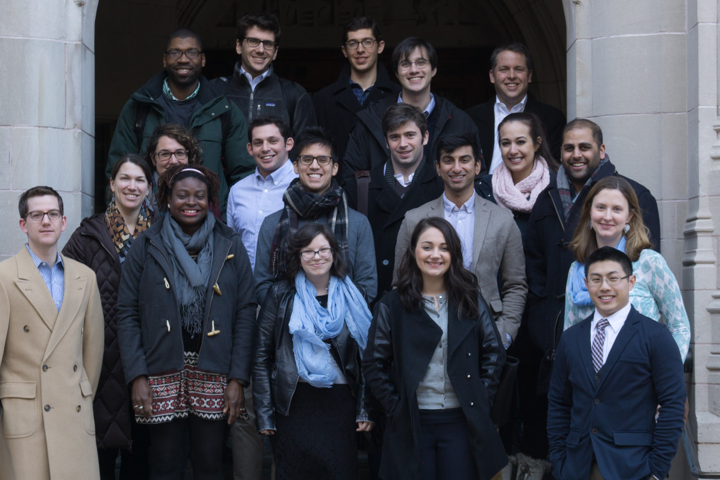Meet our 2015 Fellows
