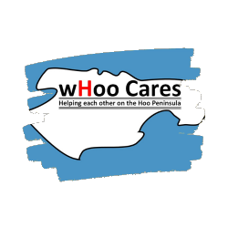 wHoo Cares Logo - Connection Coalition