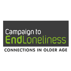Campaign to End Loneliness Logo - Connection Coalition