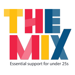 The Mix Logo - Connection Coalition