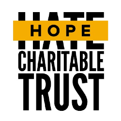 Hope Not Hate Charitable Trust Logo - Connection Coalition