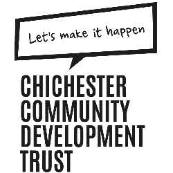 Chichester Community Development Trust Logo - Connection Coalition