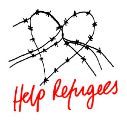 Help Refugees Logo - Connection Coalition