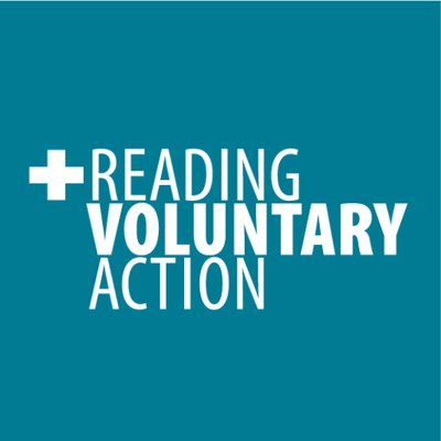Reading Voluntary Action Logo - Connection Coalition