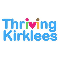 Thriving Kirklees Logo - Connection Coalition