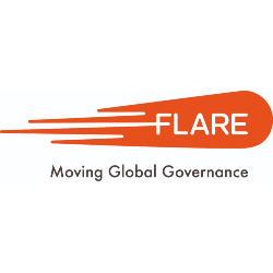 Flare Moving Global Governance Logo - Connection Coalition