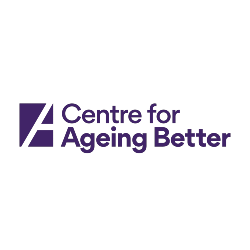 Centre for Ageing Better Logo - Connection Coalition