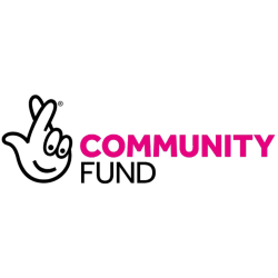National Lottery Community Fund Logo - Connection Coalition