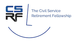Civil Service Retirement Fellowship Logo - Connection Coalition