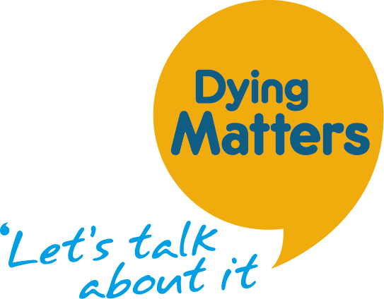 Dying Matters Logo - Connection Coalition