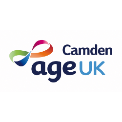 Age UK Camden Logo - Connection Coalition