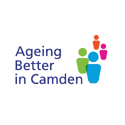 Ageing Better in Camden Logo - Connection Coalition