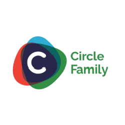 Circle Family Logo - Connection Coalition