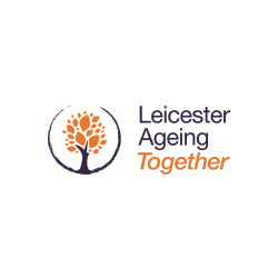 Leicester Ageing Together Logo - Connection Coalition