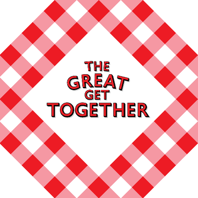 The Great Get Together Logo - Connection Coalition