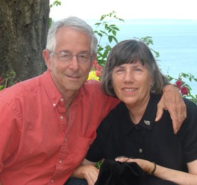 Libby and Len Traubman