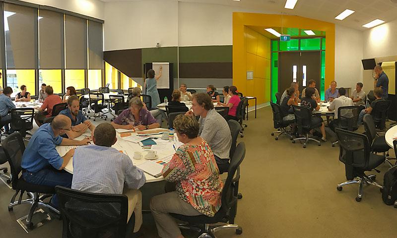 Northern Territory NRM Plan meeting
